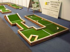 nice modular example - from Minigolfas
