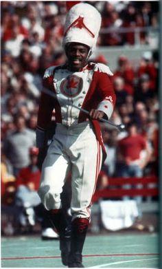 Dwight Hudson. OSU Drum Major 1977-1979. Still the very best.