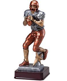 Show details for Modern Football Quarterback Football Trophies, Awards, Seasons, Sculpture, Superhero, Modern, Larger, Image, Trendy Tree