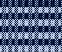 Scaly Scales - Color Update fabric by plaidgoose_designs on Spoonflower - custom fabric