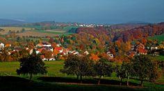Die Novembersonne ... ist doch irgendwie herrlich. Besonders die jetzigen Temperaturen. Macht einfach Spass, unterwegs zu sein. Auch zwischen Wellingen und Nohn. :-)