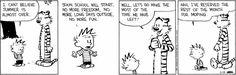 Calvin and Hobbes Comic Strip August 28 2015 on GoComics.com