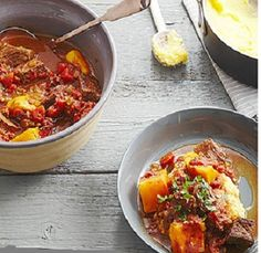 Crockpot Roast Beef Dinner-is a delicious, easy recipe for a spicy, Tex-Mex-style meal. Ingredients include: Beef, squash, tomatoes, beef broth, onion, green chiles and spiced well. Optionally serve over Polenta or hot cooked rice for a full meal. It is also a healthy, low calories, low fat, low sodium, low sugars, low carbohydrates, diabetic-friendly and Weight Watchers (8 SmartPoints), (6 PointsPlus) recipe. Makes (8) servings.