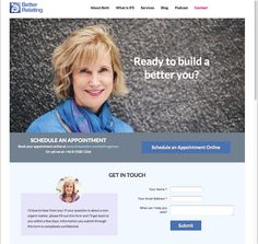 Website Better Relating - contact