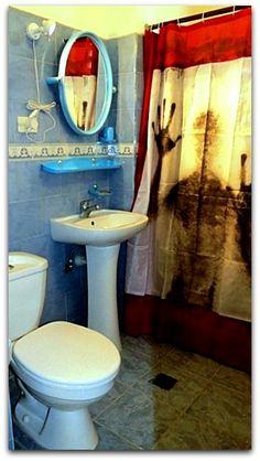 Detalle del baño. Vinales, Havana Cuba, Bathroom, Home Decor, Shared Bathroom, Houses, Apartments, Washroom, Decoration Home