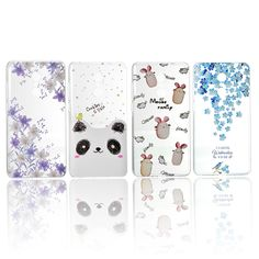 Painted Pattern Soft TPU Protective Case For Xiaomi Redmi Note 4X
