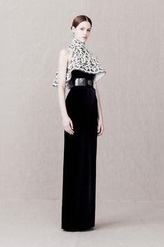 Sarah Burton for Alexander McQueen ~ Pre-Fall 2013