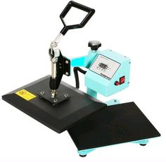 Zwenkarm Transferpers 300 x 230 mm  Turquoise