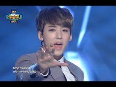 U-KISS - Quit Playing, 유키스 - 끼부리지마, Show Champion 20140611