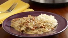 ReadySetEat - Slow Cooker Spicy Chicken Curry - Recipes