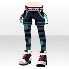 エモーショナル グラフィティ|@games -アットゲームズ- Punk Outfits, Anime Outfits, Cool Outfits, Fashion Design Drawings, Fashion Sketches, Anime Drawings For Beginners, Play Clothing, Japanese School Uniform, Chibi Girl