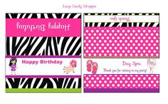 candy bar wrappers (lw)