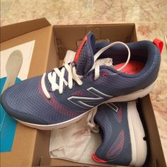 New balance memory sole(new) Women's 9 1/2 wide D large New Balance Shoes Athletic Shoes