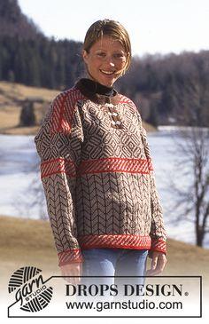 bbd8c1a84b527d DROPS 52-14 - Free knitting patterns by DROPS Design