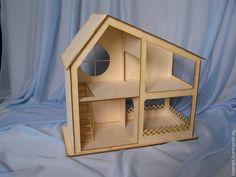 Кукольный дом №2 - купить или заказать в интернет-магазине на Ярмарке Мастеров - 4E2VXRU. Саратов | Наш второй кукольный дом!  Цена указана за…
