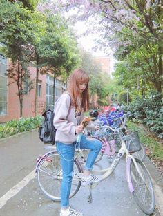 GRAFEA Pastel Backpack, Spring Awakening, Cherry Blossom, Collections, China, France, Black, Fashion, Moda
