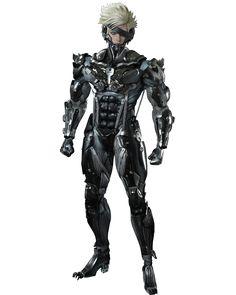 Raiden - Metal Gear Rising: Revengeance