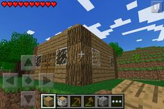 for Minecraft house gameplay