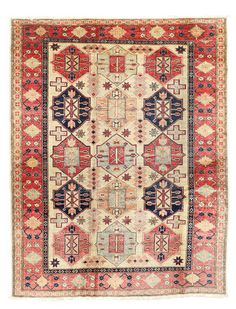 Kazak ABCN614 carpet from Pakistan