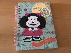 """Libreta """"Mafalda"""""""