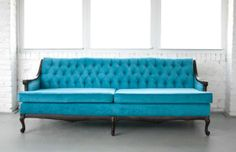 Veruca Sofa | Patina #vintage #Home