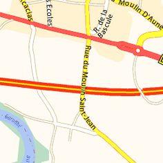 Kaart Nederland - interactieve kaarten en plattegronden - ViaMichelin