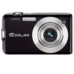 Casio Exilim Digital Camera with Optical Zoom and inch LCD (Black) - breaker toms Perfect Camera, Fujifilm Instax Mini, Casio, Digital Camera, Cameras, Black, Discount Toms, Coupon, Posts
