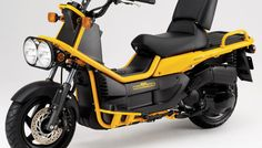 If you just happen to be in the market for a scooter, you might want to consider something like the Honda Zoomer, also called the Honda Ruckus, provided Honda Ruckus, Concept Motorcycles, Honda Motorcycles, Vintage Motorcycles, Ducati Monster Custom, Womens Motorcycle Helmets, Motorcycle Girls, Best New Cars, Motorised Bike