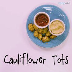 DIY Cauliflower Tots Recipe