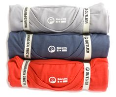 $75 for 3 tees.  New Zealand Merino    worth every penny?  Made in NYC