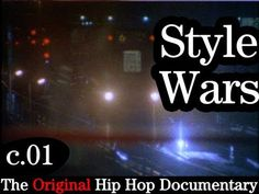STYLE WARS 1 of 25 The Original Hip Hop Documentary graffiti movie