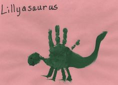 50 handprint - footprint art projects for kids! Animals, dinosaurs, seasons and holidays.