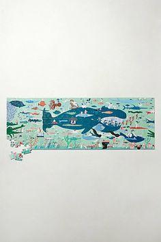 Ocean Gallery Puzzle