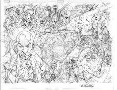X-Men First class double page by BroHawk.deviantart.com