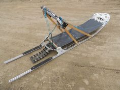 We sometimes have used DogPaddle sleds and boats available for sale. We also are willing to help our customers sell their old sleds and boats so they can a Luge, Wooden Snowmen, Primitive Snowmen, Primitive Crafts, Antique Christmas, Primitive Christmas, Country Christmas, Outdoor Christmas, Christmas Christmas