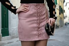 The Pink Illusion: Outfit romantico in rosa by Alessandra Carlomagno