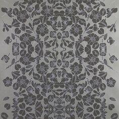 Flavor Paper Verdant Vine Wallpaper   2Modern Furniture & Lighting