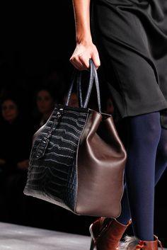 #Fendi Fall 2012 Ready-to-Wear Collection  #Handbags