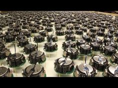 A Self-organizing Thousand Robot Swarm via wsj youtube: Self organizing robot swarm without any central guiding intelligence. #Technology #Robotics