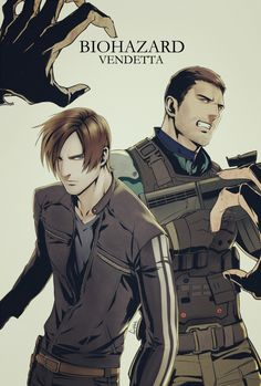 Resident Evil Collection, Leon S Kennedy, Video Game Characters, Fictional Characters, Resident Evil Game, Evil Anime, Fanart, The Evil Within, City Hunter