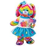 Bloomin' Stripes-A-Lot Bunny - $48.50 #funfureverybunny #buildabear