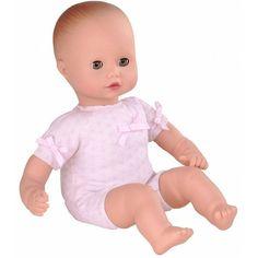 Götz økologisk dukke, Muffin, pige, 33 cm.