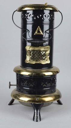 Perfection Oil Kerosene Heater Model 120 : Lot 266