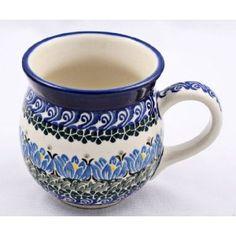 Polish pottery by Ceramika Artystyczna - Bubble mug