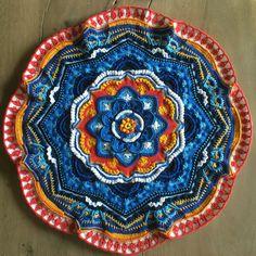 Mandala Madness Cal 1 Haken Pinterest Mandala