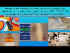 At Carpet Cleaning Melbourne we provide germ free carpet steam cleaning services.We provide same day home carpet steam cleaning service.