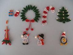 Коледен квилинг / Снимката е от форума на бг мама от anarhia99