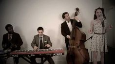 "Scott Bradlee & Postmodern Jukebox - Thrift Shop (Vintage ""Grandpa Style"" Macklemore Cover) - - These guys are great!"