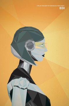 Mass Effect Posters - Imgur