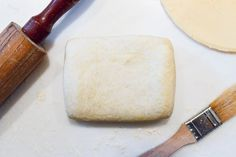 Think making puff pastry is hard? Not so! Here's a genius recipe for easy puff pastry (or rough puff) that's ready in minutes and deliciously flaky.